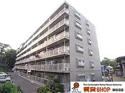 パレ・ドール津田沼[601号室]の外観