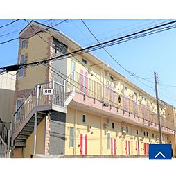 神奈川県川崎市川崎区昭和1丁目の賃貸アパートの外観