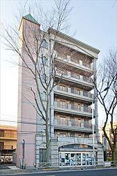 東京都調布市西つつじヶ丘3の賃貸マンションの外観