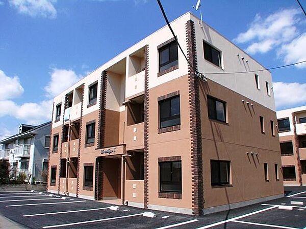 アンヴィラージュII 2階の賃貸【栃木県 / 宇都宮市】