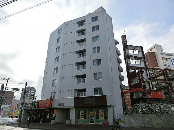 アクアトピア麻生(旧名称メゾン・ド・ロベリア) 4階の賃貸【北海道 / 札幌市北区】