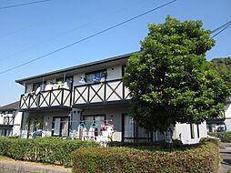 グリーンパーク徳間[2階]の外観