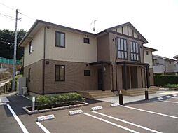タウンビュー東福山 B棟[1階]の外観