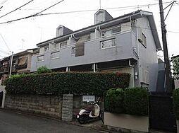 神奈川県相模原市南区古淵4丁目の賃貸アパートの外観