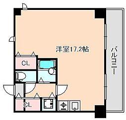 ユニバーサルマンション[301号室]の間取り