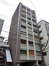 天満アパートメント[401号室]の外観
