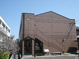 愛知県一宮市今伊勢町宮後字郷中茶原の賃貸アパートの外観