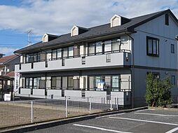 埼玉県さいたま市桜区大久保領家の賃貸アパートの外観