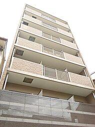 なかよしマンション四条大宮[3階]の外観