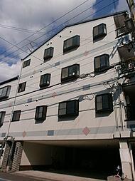ハナキマンション[2階]の外観