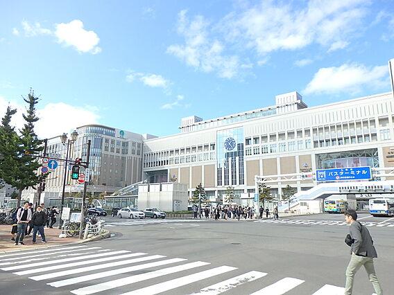 函館本線「札幌...