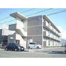 鎌田スカイ[3階]の外観