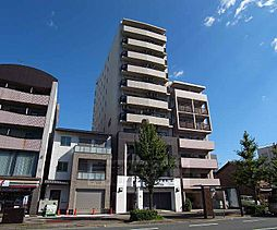 京都府京都市中京区三坊堀川町の賃貸マンションの外観
