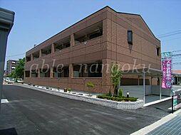 プリオール西野弐番館[1階]の外観