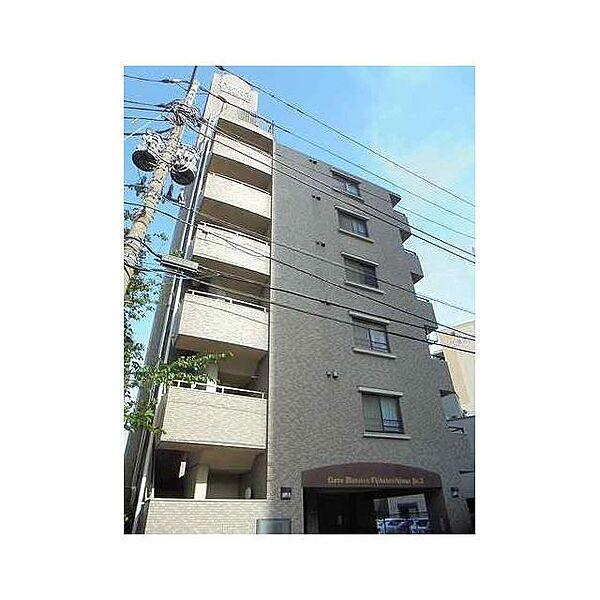 ライオンズマンション千葉県庁前第2[8階]の外観