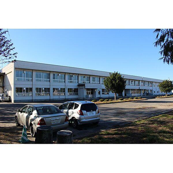 中学校「北見市立光西中学校まで1291m」