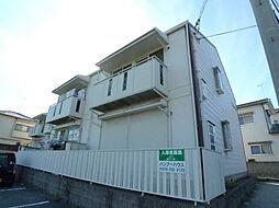 加古川バンブーハイツ[201号室]の外観