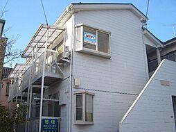 島田ハイツII[103号室]の外観