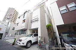 [一戸建] 東京都文京区小石川3丁目 の賃貸【/】の外観