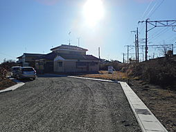いわき市泉町滝尻字定ノ田