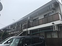 神奈川県横浜市都筑区南山田町の賃貸マンションの外観