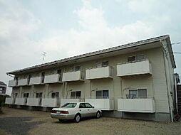 愛知県一宮市丹陽町九日市場字米野の賃貸アパートの外観