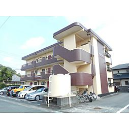 静岡県浜松市東区貴平町の賃貸マンションの外観