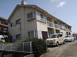 東京都町田市成瀬4丁目の賃貸アパートの外観