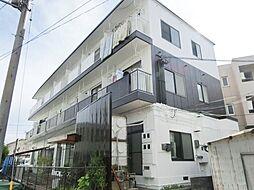 商大前コーポ[1階]の外観