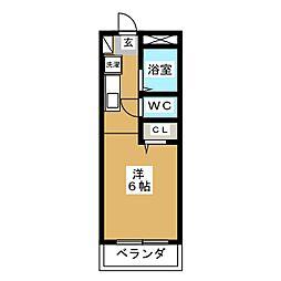 めじろ台駅 4.0万円