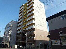 北海道札幌市中央区南五条西1の賃貸マンションの外観