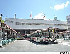 阿佐ケ谷駅(現地まで880m)
