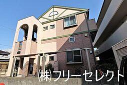 福岡県福岡市博多区諸岡3丁目の賃貸アパートの外観