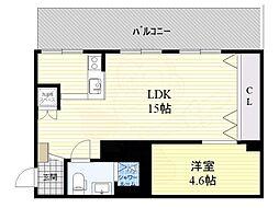 西中島南方駅 7.9万円
