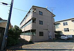 大阪府貝塚市小瀬の賃貸マンションの外観