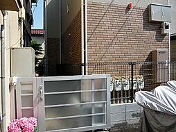 リーブス武蔵小山[1階]の外観