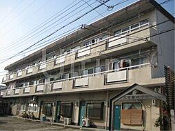 京都府京都市伏見区深草西浦町1丁目の賃貸マンションの外観