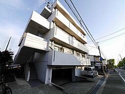 兵庫県明石市西朝霧丘の賃貸マンションの外観