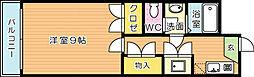 WIN黒崎[3階]の間取り