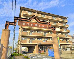 大阪府八尾市緑ヶ丘5丁目の賃貸マンションの外観