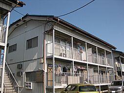 剣持コーポC[2階]の外観