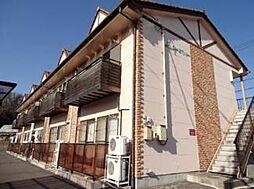 岡山県笠岡市生江浜の賃貸アパートの外観