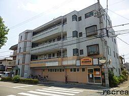 兵庫県伊丹市堀池5丁目の賃貸マンションの外観
