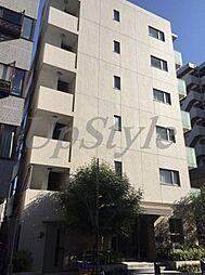東京都墨田区横川2丁目の賃貸マンションの外観