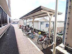 岐阜県可児市下恵土の賃貸マンションの外観