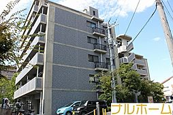 大阪府大阪市平野区長吉出戸2丁目の賃貸マンションの外観