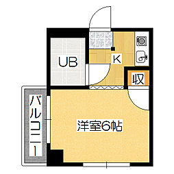 NOGUCHI41マンション[301号室]の間取り