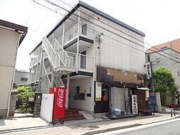 大阪府豊中市末広町1丁目の賃貸マンションの外観