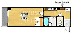 MONAMI[102号室号室]の間取り