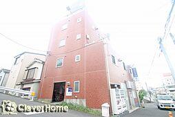 神奈川県座間市広野台1丁目の賃貸マンションの外観